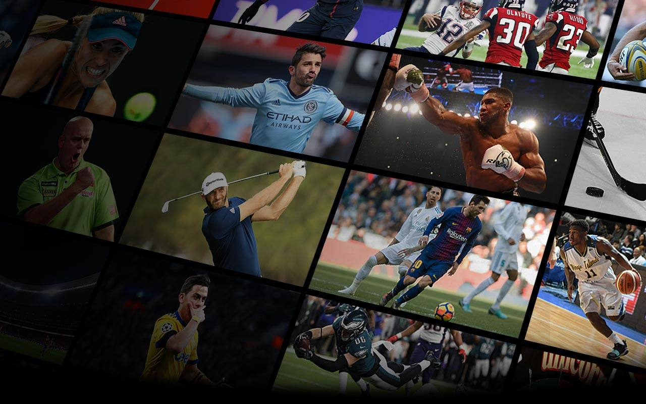 Get Your Sports Fix Online