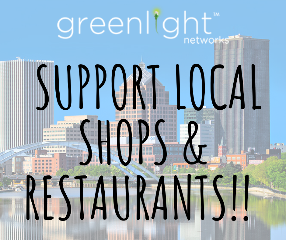 Local Restaurants Need Your Support!